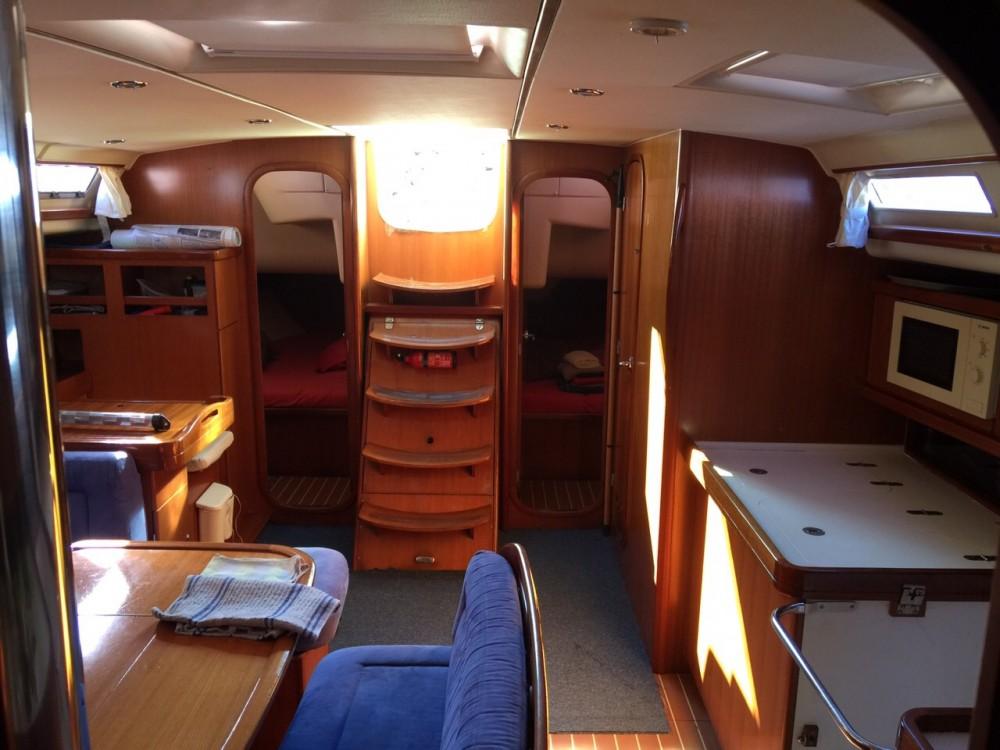 Location bateau La Trinité-sur-Mer pas cher Dufour 455 Grand Large