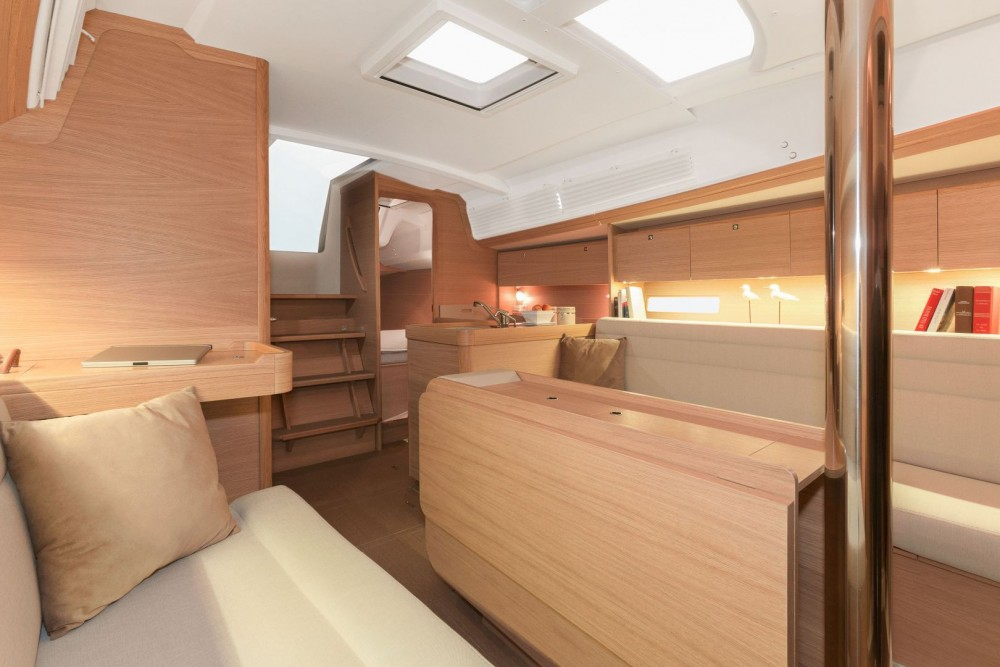 Location yacht à La Trinité-sur-Mer - Dufour Dufour 360 Liberty sur SamBoat