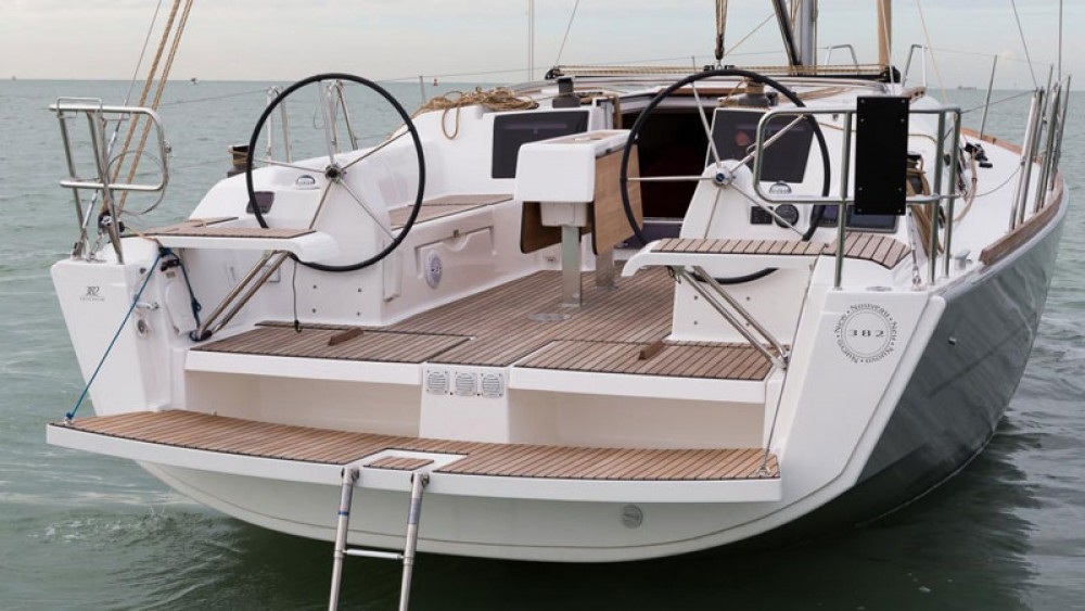 Location bateau Dufour Dufour 382 Grand Large à Propriano sur Samboat