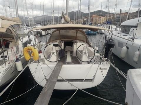 Louer Voilier avec ou sans skipper Dufour à Propriano