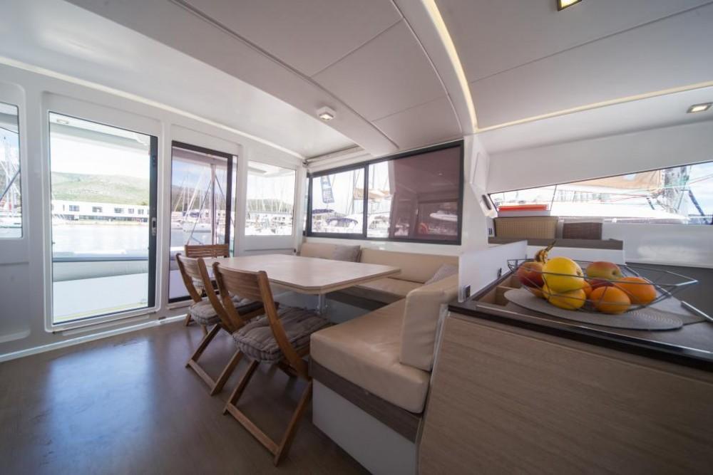 Location yacht à Saint-Mandrier-sur-Mer - Catana Bali 4.3 sur SamBoat
