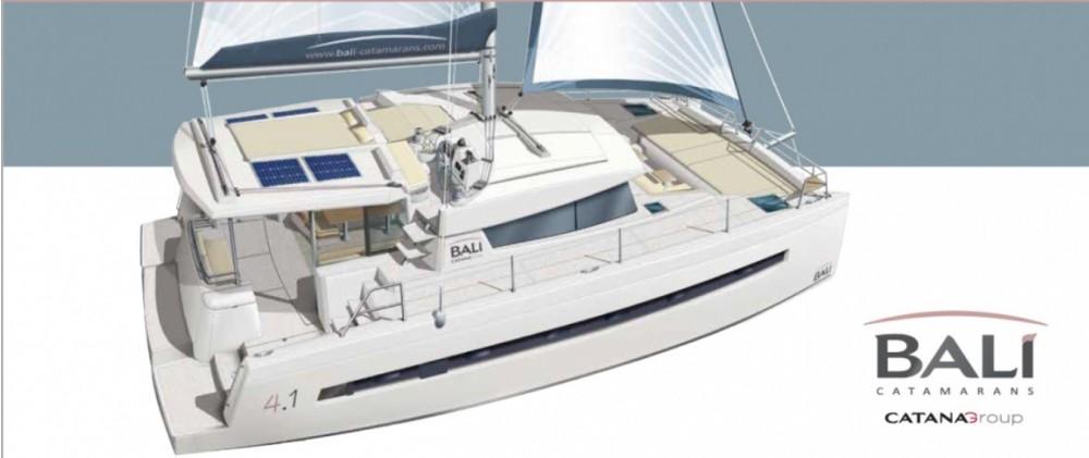 Catamaran à louer à Olbia au meilleur prix