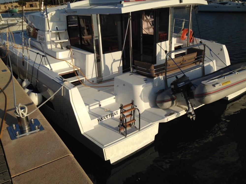 Location yacht à Olbia - Bali Catamarans Bali 4.1 sur SamBoat
