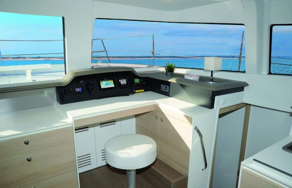 Location bateau Nápoles pas cher Bali 4.3