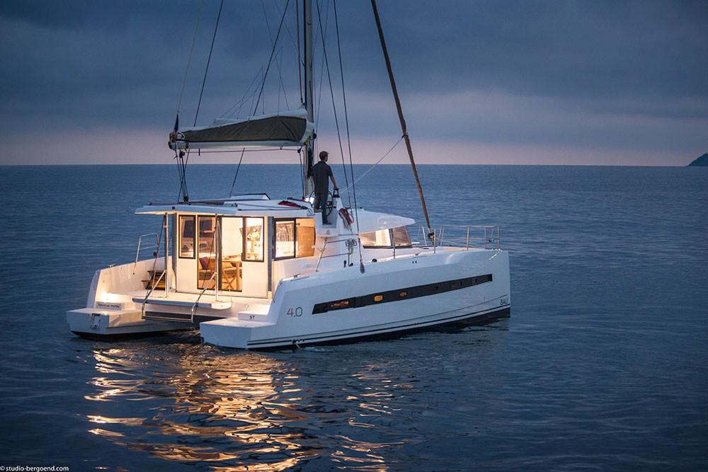 Louer Catamaran avec ou sans skipper Bali Catamarans à Palma