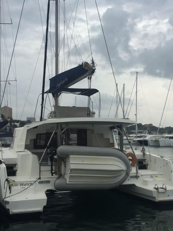 Location bateau Catana Bali 4.5 à Palma sur Samboat