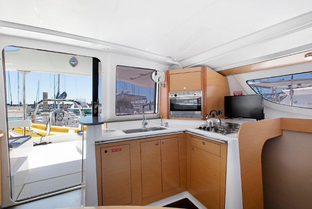Location Catamaran à Airlie Beach - Fountaine Pajot Lipari 41