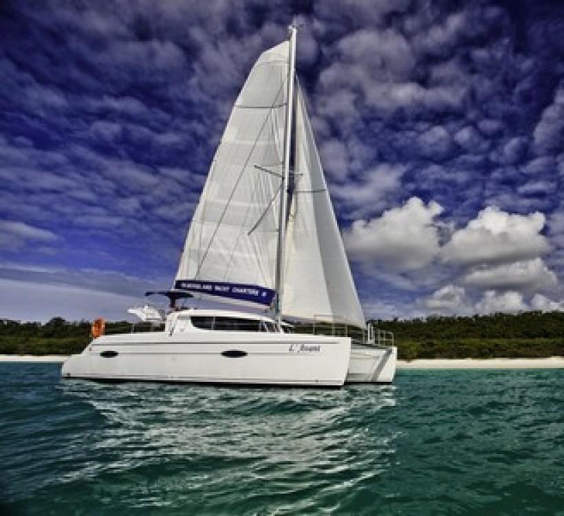 Location Catamaran à Airlie Beach - Fountaine Pajot Lipari 41