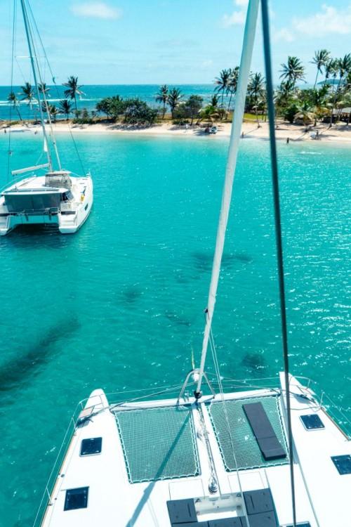 Location Catamaran à Papeete - Lagoon Lagoon 52