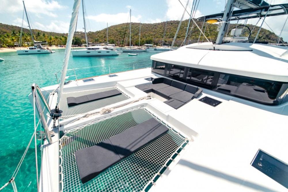 Lagoon Lagoon 52 entre particuliers et professionnel à Papeete