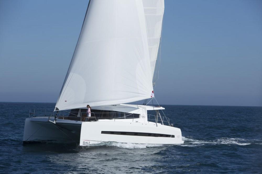 Catamaran à louer à Papeete au meilleur prix