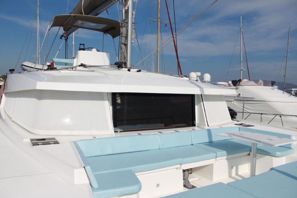 Location bateau Catana Bali 4.5 à Papeete sur Samboat