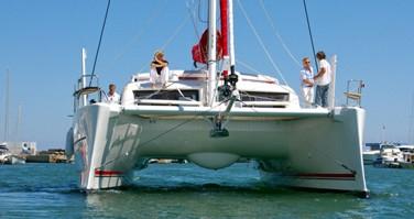 Location Catamaran à Papeete - Catana Catana 42 Carbon Infusion