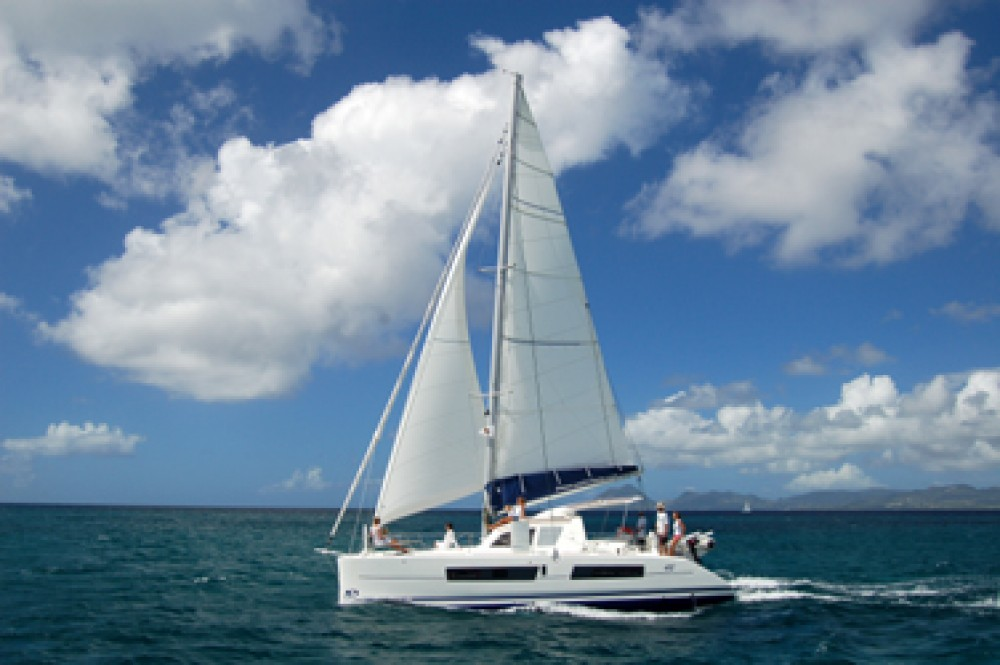 Location Catamaran à Papeete - Catana Catana 41 Ocean Class