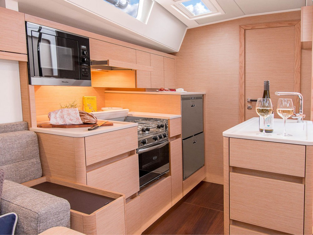 Location yacht à Péloponnèse - Hanse Hanse 548 - 5 cab. sur SamBoat