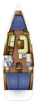 Location bateau Sukošan pas cher Sun Odyssey 39i