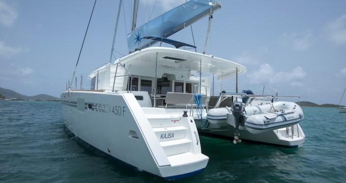 Louer Catamaran avec ou sans skipper Lagoon à Marina Cay