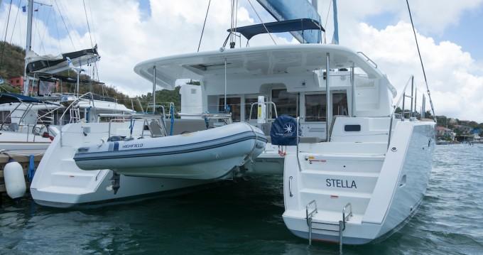 Lagoon Lagoon 450 F entre particuliers et professionnel à Marina Cay