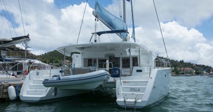 Location yacht à Marina Cay - Lagoon Lagoon 450 F sur SamBoat
