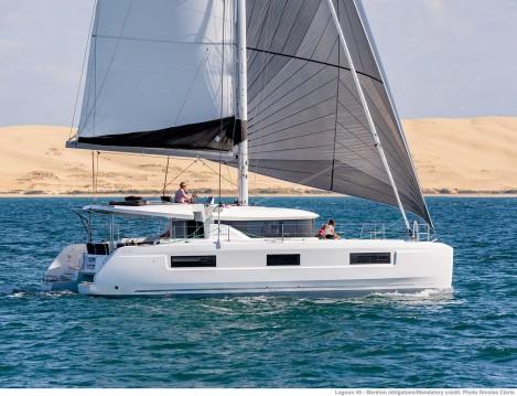 Location Catamaran à Athènes - Lagoon Lagoon 46