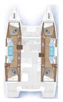 Location yacht à Athènes - Lagoon Lagoon 46 sur SamBoat