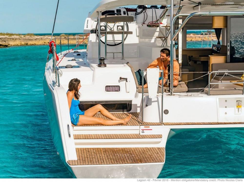 Louer Catamaran avec ou sans skipper Lagoon à Peloponnese