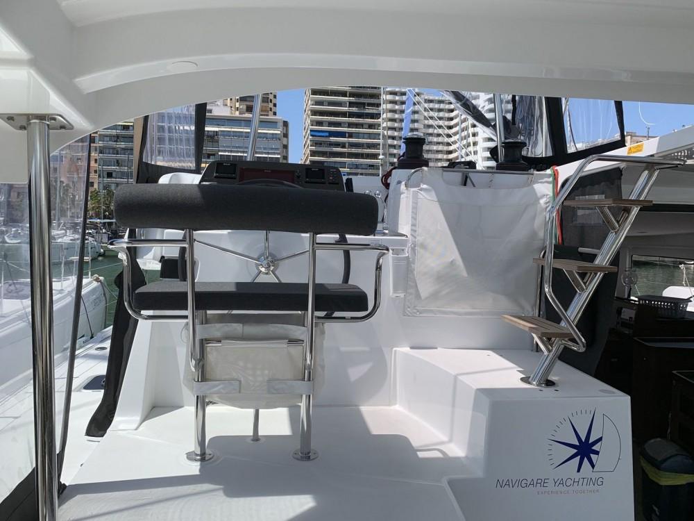Location yacht à Islas Baleares - Lagoon Lagoon 42 - 4 + 2 cab. sur SamBoat