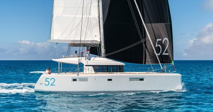 Location Catamaran à Athènes - Lagoon Lagoon 52 F