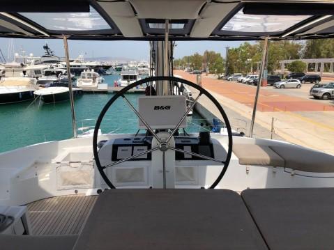 Location yacht à Athènes - Lagoon Lagoon 52 F sur SamBoat