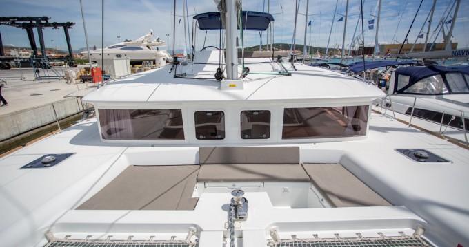 Location Catamaran à Eden Island - Lagoon Lagoon 450 F