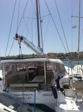 Location yacht à Athènes - Nautitech Nautitech 40 sur SamBoat