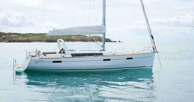 Location yacht à Göcek - Bénéteau Oceanis 45 sur SamBoat