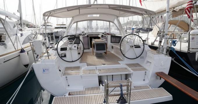 Location bateau Bénéteau Oceanis 45 à Göcek sur Samboat