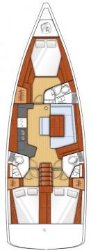Location Voilier à Göcek - Bénéteau Oceanis 45