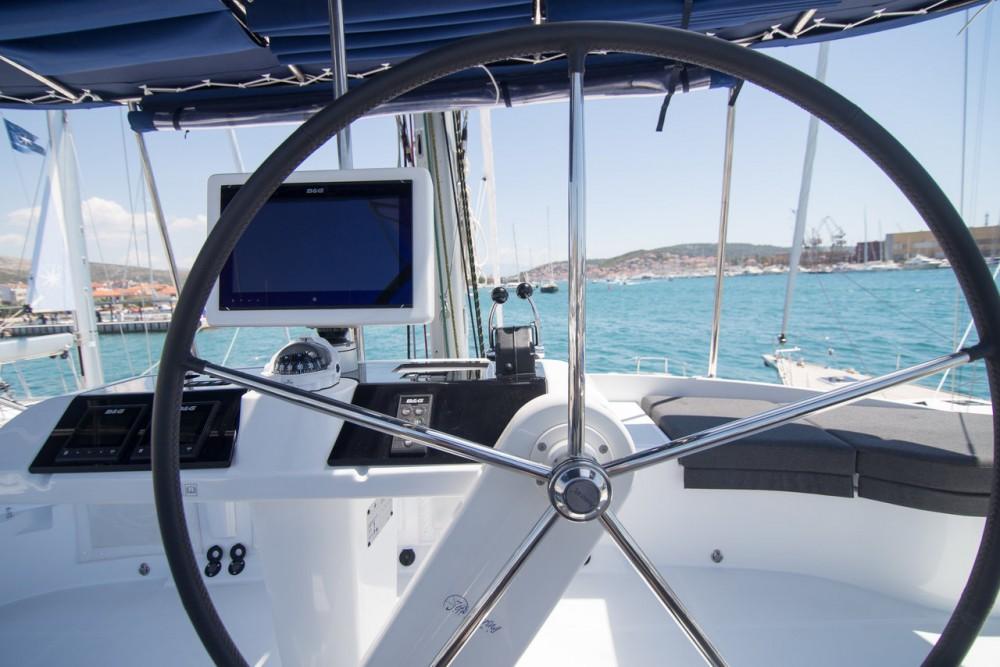 Location Catamaran à Tortola - Lagoon Lagoon 52 F - 6 + 1 cab.