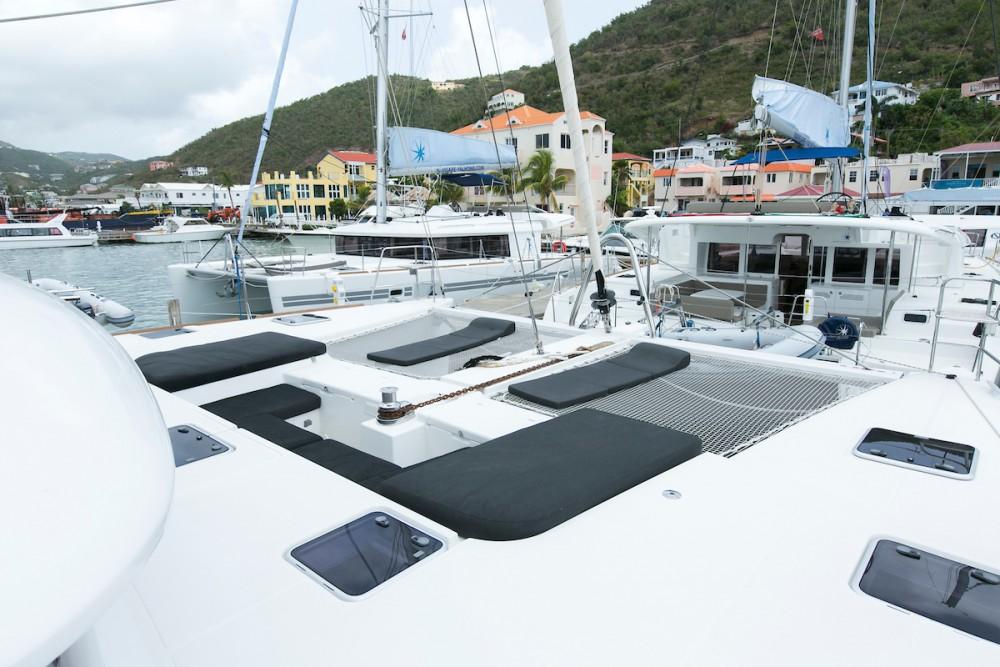 Lagoon Lagoon 560 S2 - 5 cab. entre particuliers et professionnel à Tortola