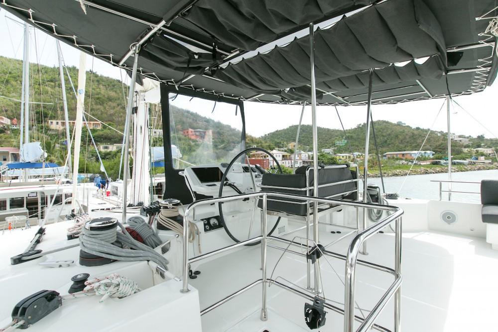 Louez un Lagoon Lagoon 560 S2 - 5 cab. à Tortola