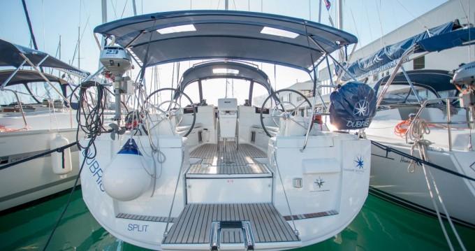 Location yacht à Komolac - Jeanneau Sun Odyssey 439 sur SamBoat