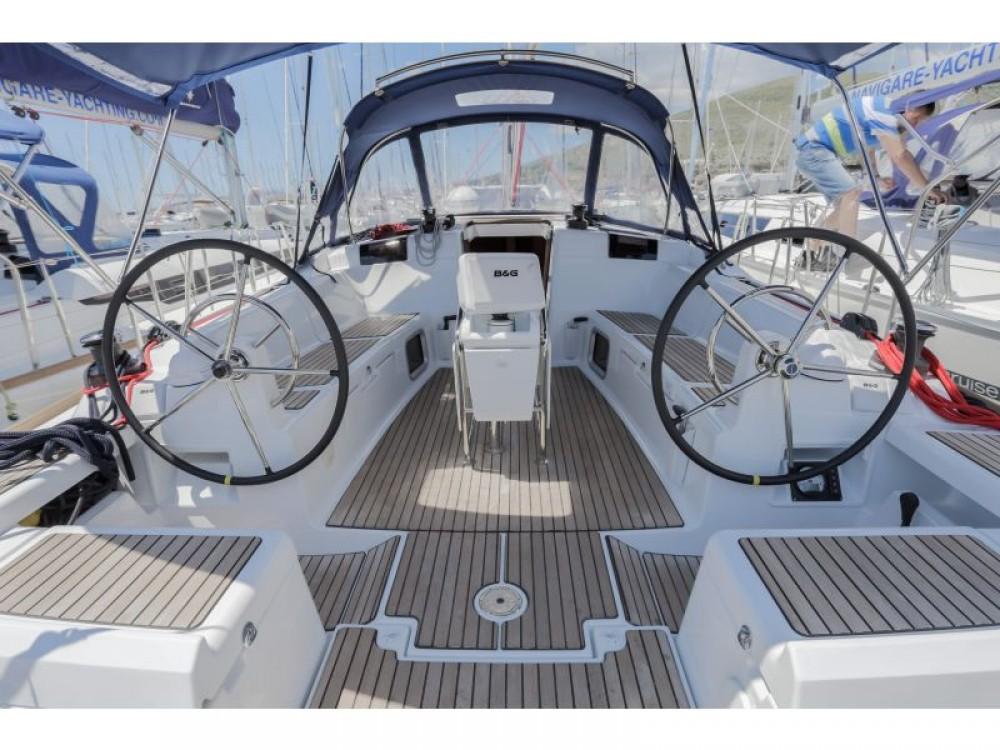 Location bateau  pas cher Sun Odyssey 449