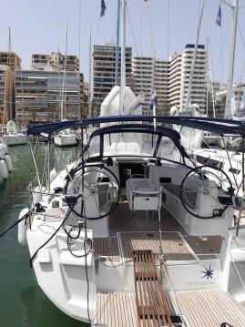 Jeanneau Sun Odyssey 479 entre particuliers et professionnel à Palma de Majorque