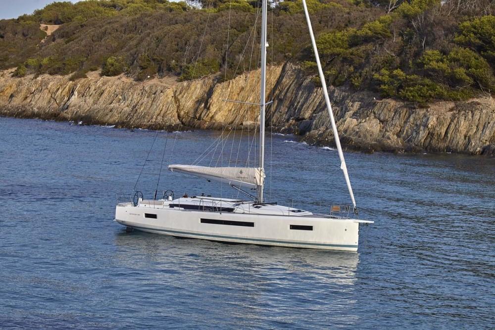 Location bateau Jeanneau Sun Odyssey 490 à Göcek sur Samboat