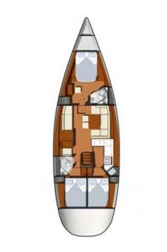 Location bateau Jeanneau Sun Odyssey 50 DS à Göcek sur Samboat