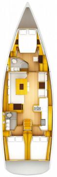 Location Voilier à Marina Cay - Jeanneau Sun Odyssey 509