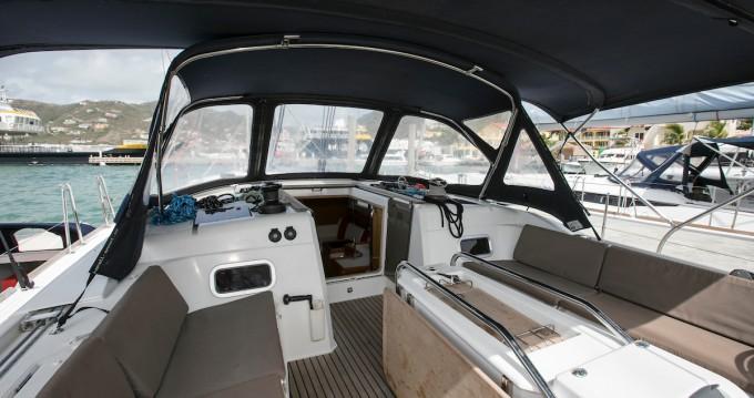 Location yacht à Marina Cay - Jeanneau Sun Odyssey 509 sur SamBoat