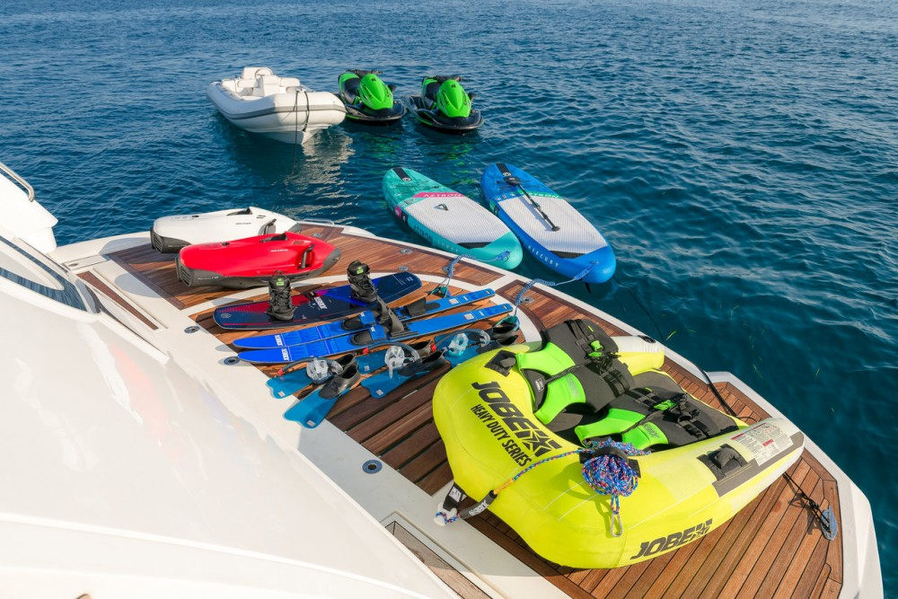 Location yacht à Zadar - Sunseeker Sunseeker Predator 108 sur SamBoat