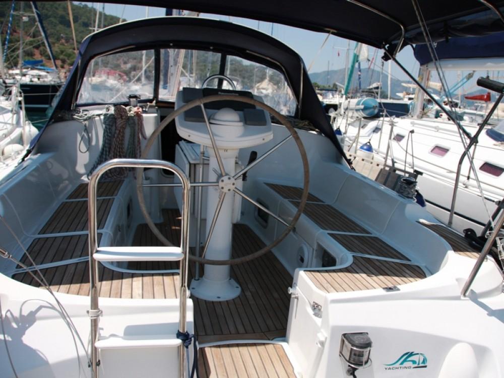 Location yacht à Marmaris - Jeanneau Sun Odyssey 37 sur SamBoat