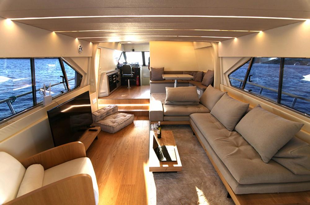 Location yacht à Myconos - Maiora Maiora Renaissance 66/70ft sur SamBoat