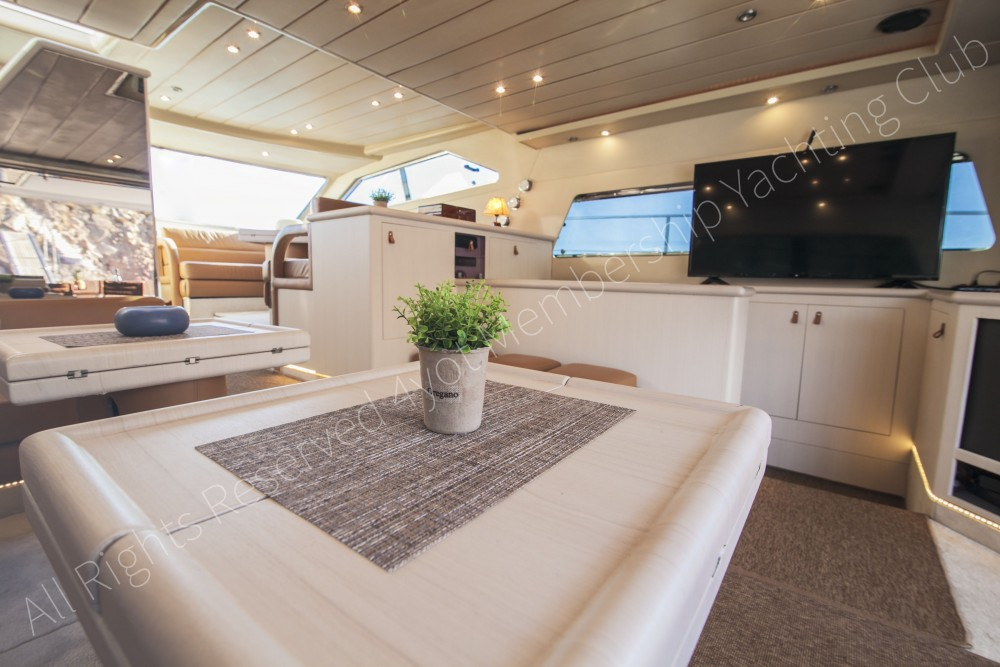 Location yacht à Myconos - Ferreti Ferretti 58/64ft sur SamBoat