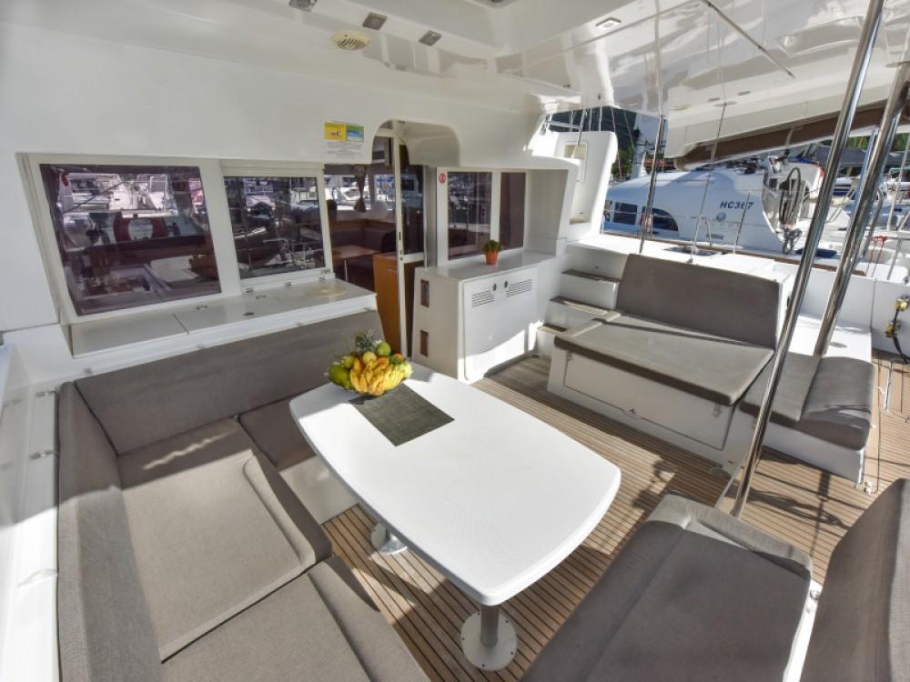 Location yacht à Victoria - Lagoon Lagoon 450 sur SamBoat