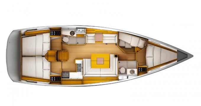 Location yacht à Follonica - Jeanneau Sun Odyssey 449 sur SamBoat